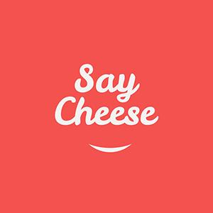 Logo Say Cheese