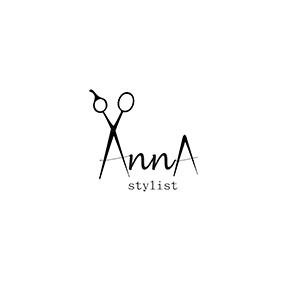 Logo Anna Stylist