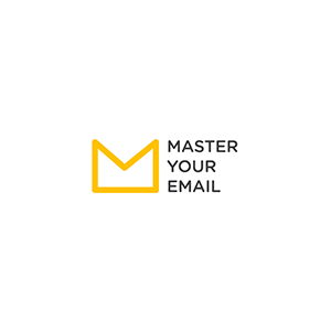 Logo Master your email
